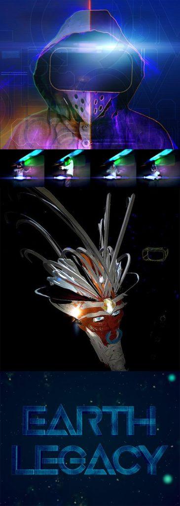 Sculptures holographiques